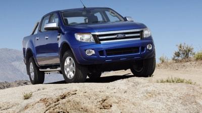 ANCAP: Ford Ranger And Honda CR-Z Get 5-Star Crash Safety Ratings