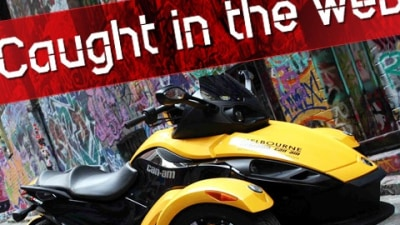 2009 Can-Am Spyder Road Test Review