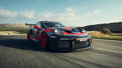 Porsche reveals 911 GT2 RS Clubsport
