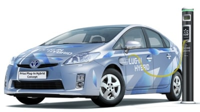 Plug-In Prius PHEV And Auris Hybrid To Debut At Frankfurt Motor Show