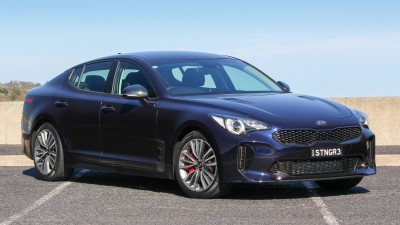 Kia Stinger 330S 2018 new car review