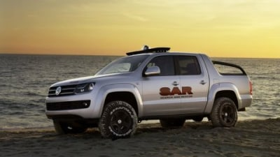 Volkswagen Concept Pickup Revealed