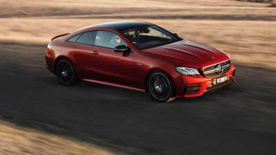 Mercedes-AMG E53 4matic 2018 first drive