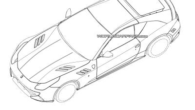 Is This Ferrari's California Replacement?