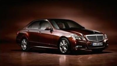2010 Mercedes-Benz E-Class Images Leaked?