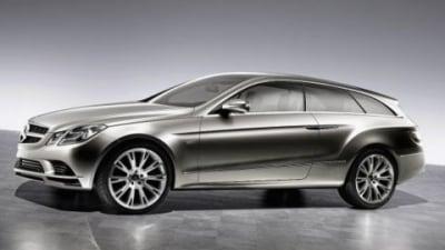 Mercedes-Benz ConceptFASCINATION Offers 2010 E-Class Preview