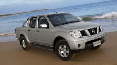 Nissan D40 Navara Euro NCAP reassessment