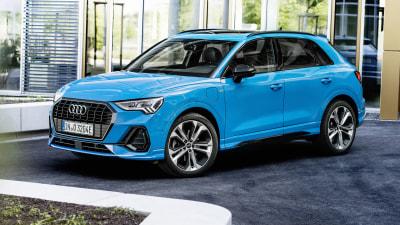2021 Audi Q3, Q3 Sportback 45 TFSI e revealed