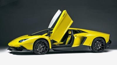 2013 Lamborghini Aventador LP720-4 50 Anniversario Edition Revealed