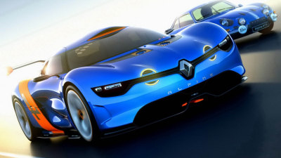 Renault's Alpine AS1 Sports Car On Track For 2016 Debut