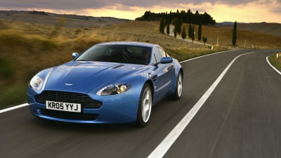 Remember when: The last-gen Aston Martin Vantage launched