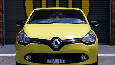 2014 Renault Clio Expression Manual Review