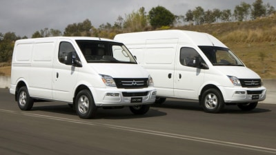 LDV Moves To Ateco, New Models And Dealers Planned