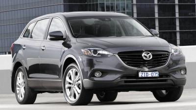 2013 Mazda CX-9 On Sale In Australia