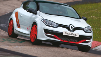 Renault Megane RS 275 Trophy-R Two-Seater Bound For Australia: Video