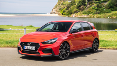 Hyundai i30 N: DCT option delayed until late 2020
