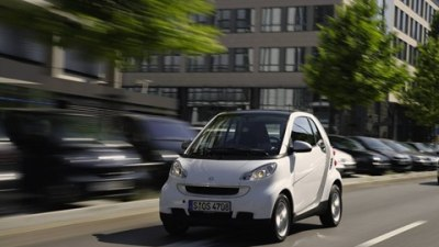 Ultra-Efficient Smart Fortwo mhd Coming To Australia