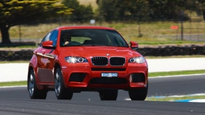 2010 BMW X6 M Launches In Australia