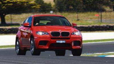 2010 BMW X6 M Launches In Australia