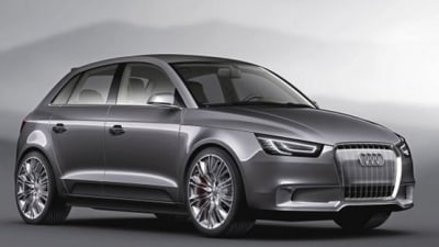 2010 Audi A1 And 2011 A8 Motor Show Debut Delayed