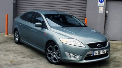 2008 Ford Mondeo XR5 Turbo Road Test Review