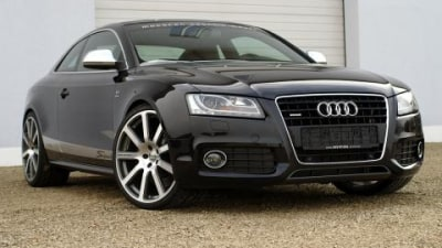 Blown Bavarian: Supercharged Audi S5 by MTM