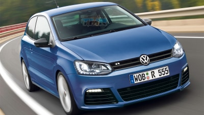 Volkswagen's Polo R Confirmed At Last?