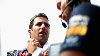 F1: Red Bull Denies Dropping Ricciardo Appeal