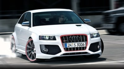Audi Considering RS3 With TT RS Power