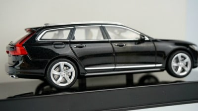 Volvo V90 Wagon Previewed In Leaked Chinese Model Pics