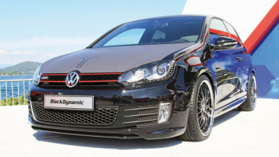 VW Rolls Out Customised 'Black Dynamic' GTI At Wörthersee