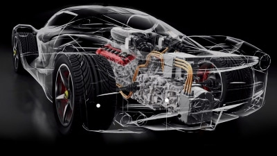 Ferrari Looks To Cut Emissions With All-Hybrid And Turbo Future: Report
