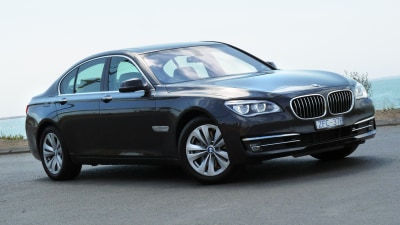 2013 BMW 730d Review