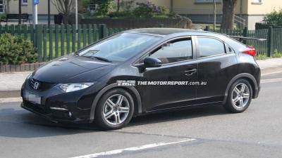 2014 Honda Civic Type R Confirmed: Report