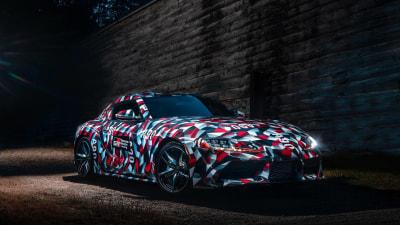Toyota Supra lands in Oz
