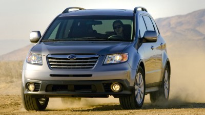 Subaru Tribeca Recalled For Bonnet Fix