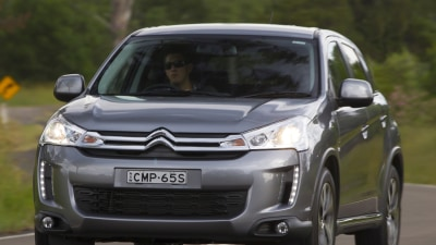 2012 Citroen C4 Aircross Gets New Drive-Away Price For Australia
