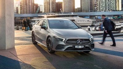 2019 Mercedes-Benz A-Class Sedan review