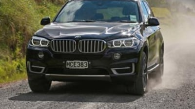 BMW X5 xDrive 30d new car review