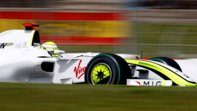 F1: Jenson Button Reigns In Spain; Webber Third
