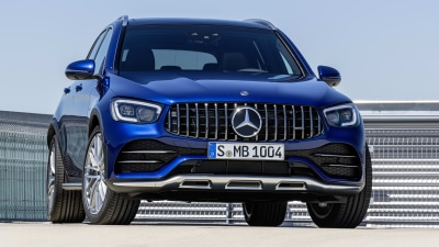 Mercedes-AMG rules out B-Class, EQC, vans - report
