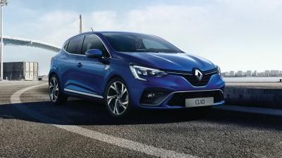 Renault reveals new Clio