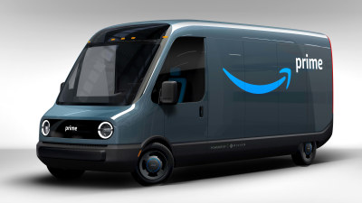 Amazon purchases 100,000 Rivian electric vans