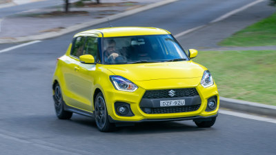 Suzuki Swift Sport 2019 review