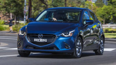 The Sweet Spot: Mazda2 2018 range review