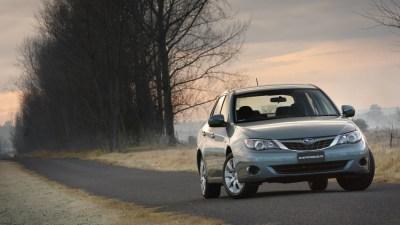2012 Subaru Impreza Line-Up To Include Hybrids: Report