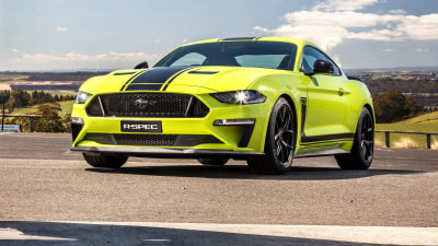 Exclusive: Ford Mustang R Spec production slows to make way for medical masks