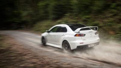 Mitsubishi plotting Lancer Evolution's return - report