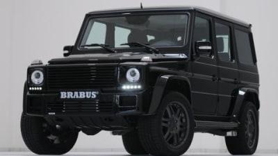Brabus Unleashes V12-Powered G-Class Monster