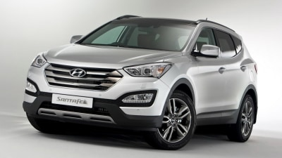 Exclusive: 2013 Hyundai Santa Fe SWB-only For Aus, Seven Seats Expected